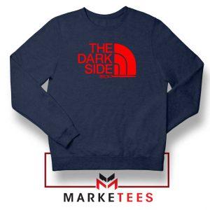 The Dark Side Starwars Navy Blue Sweatshirt