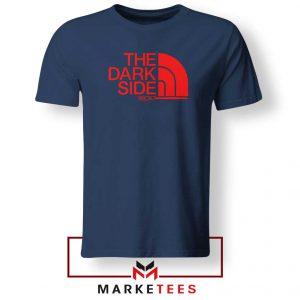 The Dark Side Starwars Navy Blue Tshirt