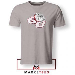 The Gonzaga Basketball Program Grey Tshirt