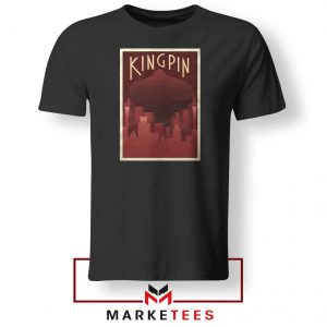 Wilson Fisk Kingping Supervillain Tshirt