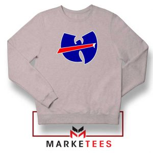 Wu Fallo Bills Parody Sport Grey Sweatshirt