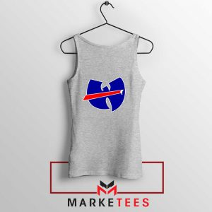 Wu Fallo Bills Parody Sport Grey Tank Top