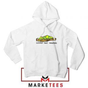 Avocado Toast Mountains Hoodie