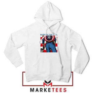 Captain America Ass Hero Hoodie