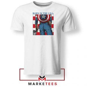 Captain America Ass Hero Tshirt