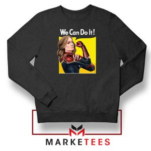 Carol Danvers Riveter Womens Sweatshirt