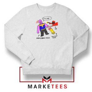 Infinity Doodle Avenger 4 Sweatshirt