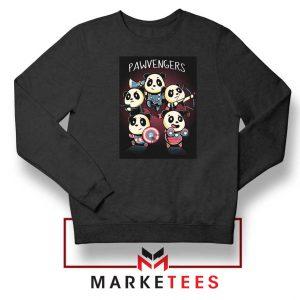Pawvengers Marvel Superheroes Sweatshirt