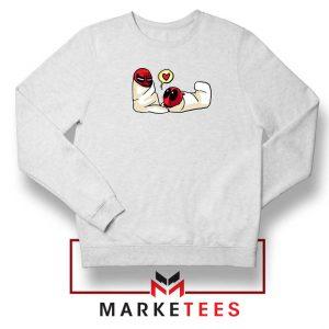 Spideypool Mutant Superheroes Sweatshirt