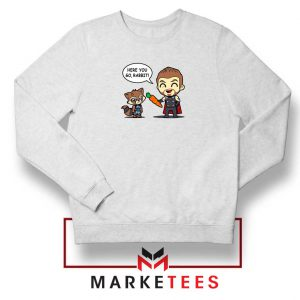Superhero Team Infinity War Sweatshirt