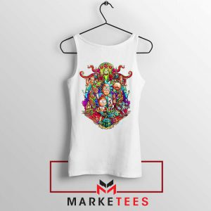 Best Sitcom Rick and Morty Tank Top