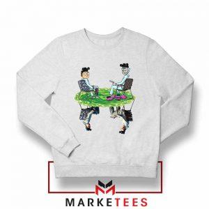 Breaking Bad Rick Morty Jesse Sweatshirt