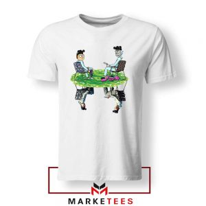 Breaking Bad Rick Morty Jesse Tshirt