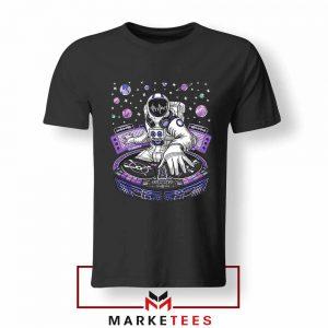 Buy Funny Astronaut DJ Music Tshirt