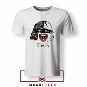 Cruella Look Fabulous Girls Tshirt
