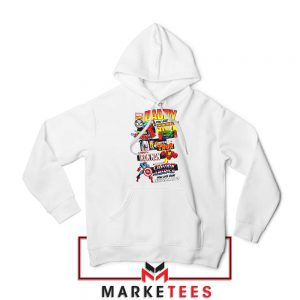 Daddy You Are Incredible Hero Hoodie
