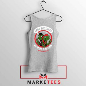 Frog Brothers The Lost Boys Sport Grey Tank Top