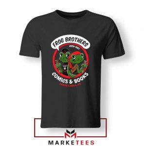 Frog brothers Lost Boys Horror Film Tshirt