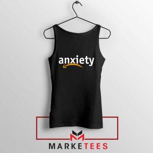 Anxiety E Commerce Logo Tank Top