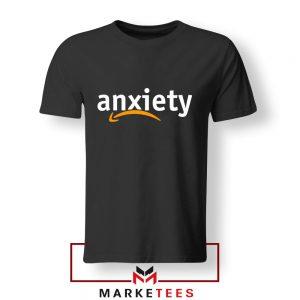 Anxiety E Commerce Logo Tshirt