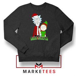 Bad Santa Sitcom Christmas Sweatshirt