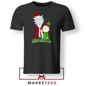 Bad Santa Sitcom Christmas Tshirt