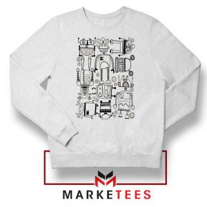 Best Robot Party Designs Sweater