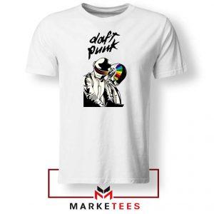 Daft Punk Music Duo Graphic Tee