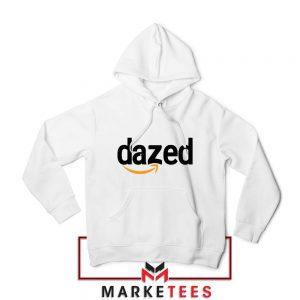 Dazed Smile Logo Hoodie