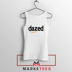 Dazed Smile Logo Tank Top
