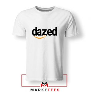 Dazed Smile Logo Tshirt