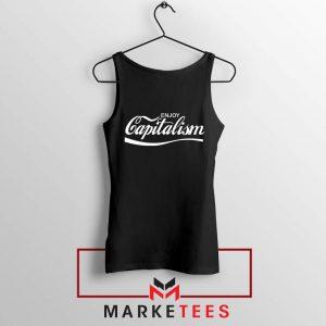 Enjoy Capitalism Political Tank Top