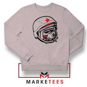 Foot Ball Monkey Sport Sport Grey Sweater