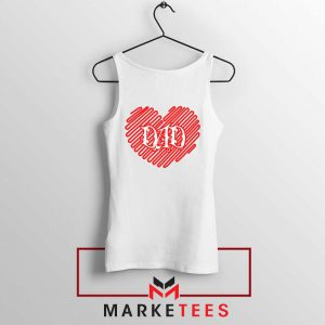 I Love Dad Graphic Tank Top