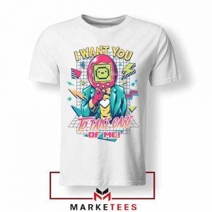 I Want You Tamagotchi Tshirt
