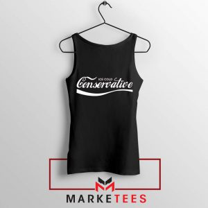 Ice Cold Conservative Funny Tank Top