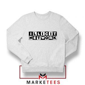 Illicit Network Graphic Sweatshirt