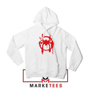 Into the Spider Miles Graphic Hoodie
