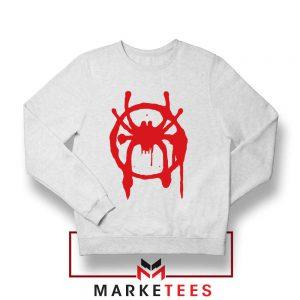Into the Spider Miles Graphic Sweatshirt