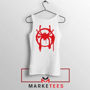 Into the Spider Miles Graphic Tank Top