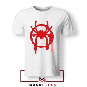 Into the Spider Miles Graphic Tshirt