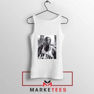 Jay Z New York Designs White Tank Top