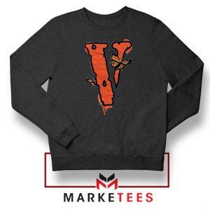 Juice Wrld Live Die Alone Black Sweatshirt