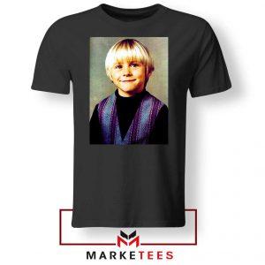 Kurt Cobain Musician Child Tshirt
