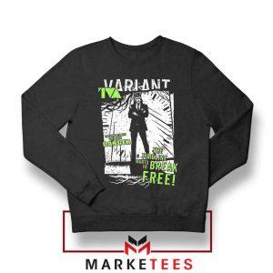Loki TVA Timeline Marvel Sweatshirt
