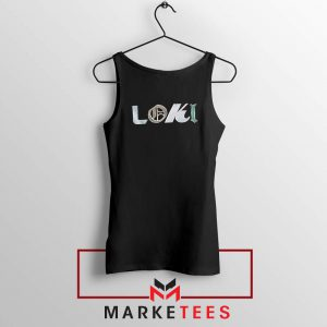 Marvel Loki Logo Best Graphic Tank Top