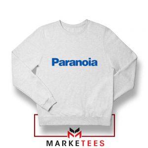 Paranoia Japanese Electronics Sweatshirt