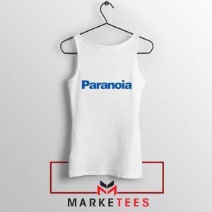 Paranoia Japanese Electronics Tank Top