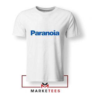 Paranoia Japanese Electronics Tshirt