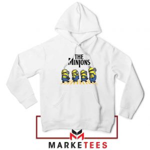 The Minions Abbey Road Hoodie